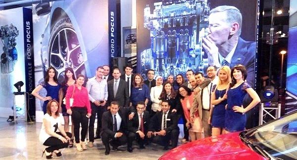 - La Ford Focus-équipée de l'incroyable moteur Ecoboost 1l-enfin disponible en Tunisie -19