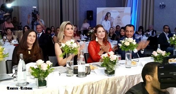 - La Tunisienne Yoldez Ben Naoui élue Princesse Carmen Steffens 1