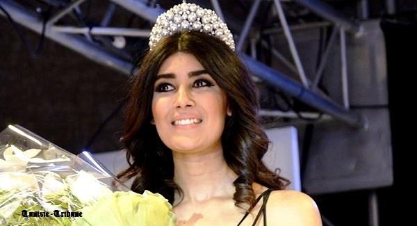 - La Tunisienne Yoldez Ben Naoui élue Princesse Carmen Steffens 4-2