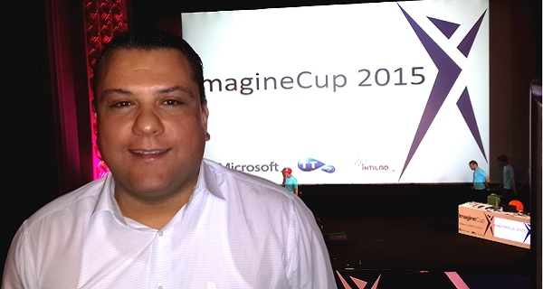 Mohamed Bridaa- microsoft-Imagine Cup 2015 - Tunisie-Tribune