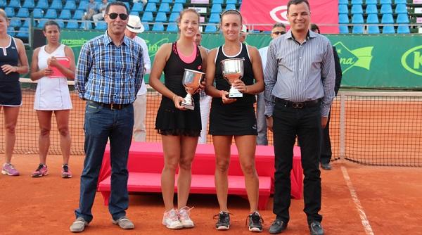 - Nana Trophy- l'Argentine Maria Irigoyen remporte haut la main le tournoi et empoche les 50 mille dollars-2