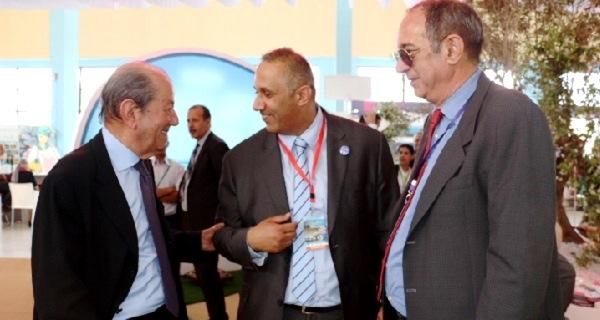- Radhouane Ben Salah-FTH-participation Tunisienne au Salon International Algérien du Tourisme et des Voyages