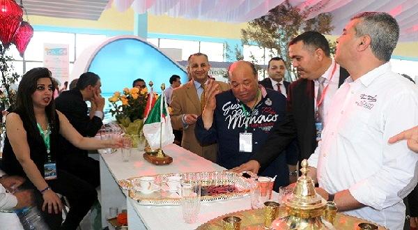- Salon International du Tourisme et des Voyages d'Alger-importante participation tunisienne - b