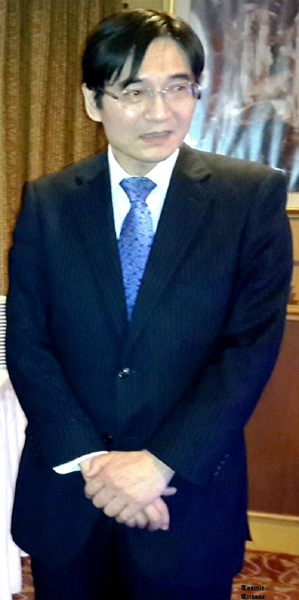 - Son Excellence Juichi Takahara-Ambassadeur du Japon en Tunisie - 01