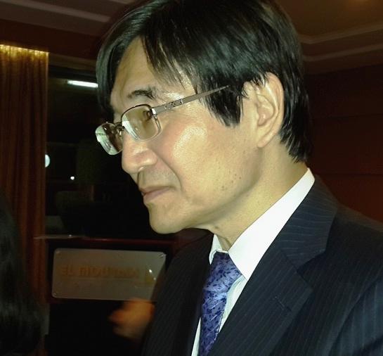 - Son Excellence Juichi Takahara-Ambassadeur du Japon en Tunisie