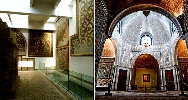 TOTAl Tunisie-le Musée du Louvre et l'Institut National du Patrimoine œuvrent au rayonnement du Musée du Bardo - B