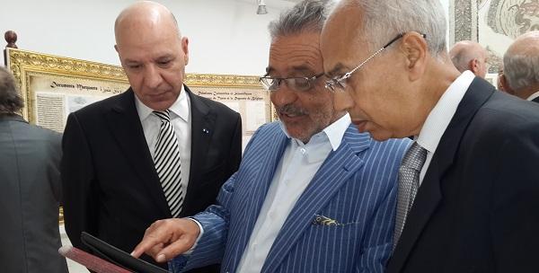 - TUNBEL fête les 175 ans de l'amitié et de la coopération tuniso-belge -2