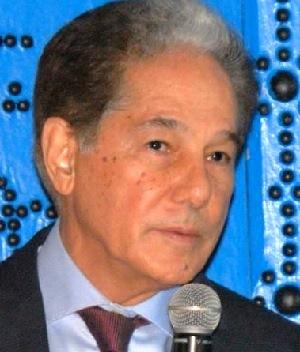 Abderrahim Zouari vice-Président de STAFIM PEUGEOT -300