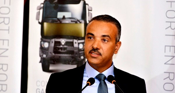 - Abdessalem Mahjoubi- DG LVI - Loukil Véhicules Industriels-LVI-camions Renault Trucks