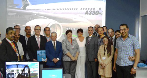 - Airbus et Tunisair signent un partenariat en matière de formation en maintenance des A320 et A330 -2