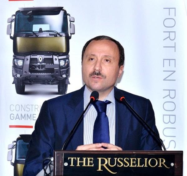 - -Bassem Loukil-PDG UADH- Loukil Véhicules Industriels-LVI-camions Renault Trucks -2