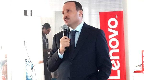 - Bassem Loukil-Tendance-puissant et à petit prix-le Smartphone Lenovo-dévoilé en Tunisie