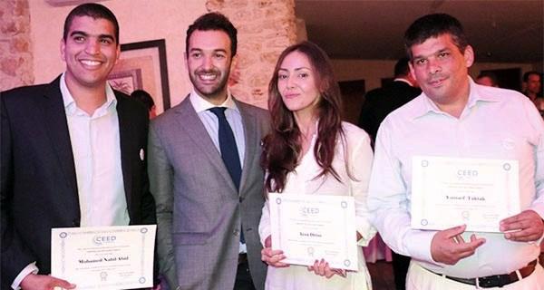 - CEED Tunisie-Remise de diplômes aux jeunes entrepreneurs du programme CEED Go To Market-3