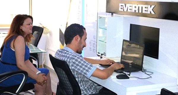 - Noomane Fehri inaugure Evertek Technology Lab-espace créé par Evertek et ESPRIT-dédié aux génies du futur