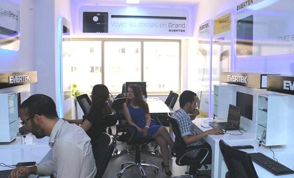 - Noomane Fehri inaugure Evertek Technology Lab-espace créé par Evertek et ESPRIT-dédié aux génies du futur -b