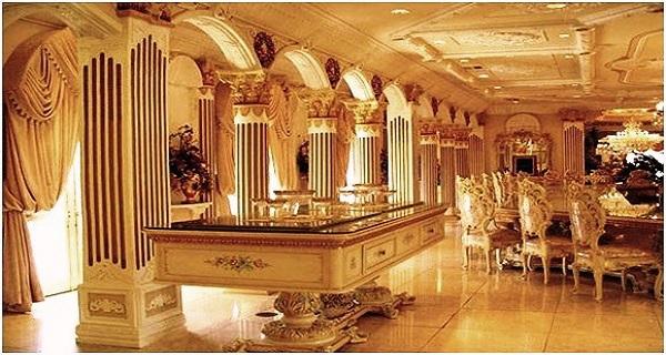 - Palais de Sidi Dhrif du président déchu Ben Ali-Jean Todt-Ferrari propose 16 millions d'euros 2