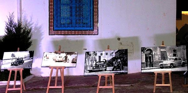 - Quand l'Art rencontre la Technologie-thème de Peugeot-85e Anniversaire en Tunisie-3
