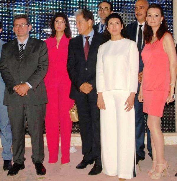 - Quand l'Art rencontre la Technologie-thème de Peugeot-85e Anniversaire en Tunisie- aa 600