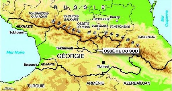 - Russie-des islamistes du Caucase russe viennent de faire officiellement allégeance à l'État Islamique