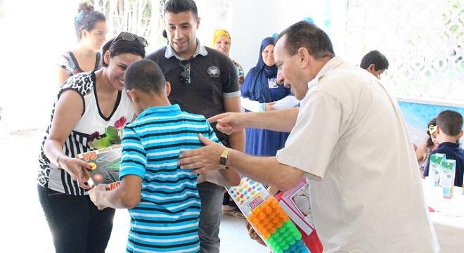 -,Aïd-Esseghir- dans-son-engagement-RSE-Total-Tunisie-distribue-des-cadeaux-aux-enfants-du-Village-SOS-de-Gammath-0