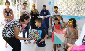Aïd Esseghir : dans son engagement RSE, Total Tunisie distribue des cadeaux aux enfants du Village SOS de Gammath