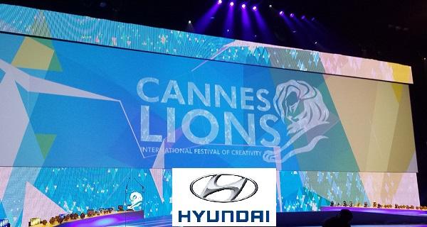 - Aux Cannes Lions 2015-plébiscite de la campagne vidéo de Hyundai Motor-record Guinness 2