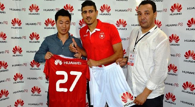 -Huawei-exprime-sa-volonté-de-sponsoriser-le-sport tunisien-2