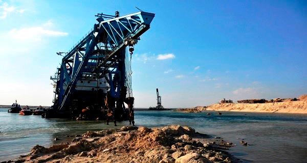 - Inauguration du nouveau canal de Suez- le compte à rebours officiel démarre 3