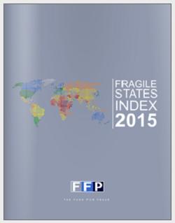 - Indice de fragilité des États 2015-86e-la Tunisie plus proche des états fragiles que des États stables -250