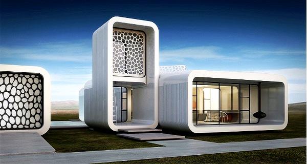 - Insolite-Dubaï va construire ses premiers bureaux-par impression 3D -c