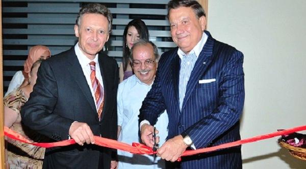 - L'UTC inaugure sa salle de marchés-ses étudiants  pourront passer une certification Bloomberg -v