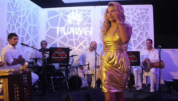 - Leyeli Tunivisions by Huawei-Zied Gharsa illumine la 3ème soirée dans une ambiance authentique et festive 6