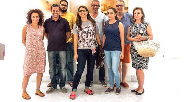 - Quand l'Art-L'mdina Wel Rabtine posent leurs regards sur les Hammams de la médina de Tunis - 01