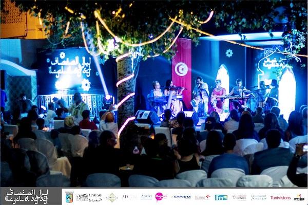 - Tunis La Marsa- bien partis avec une bonne affluence-Layali Saf Saf offrent un programme original et varié 2