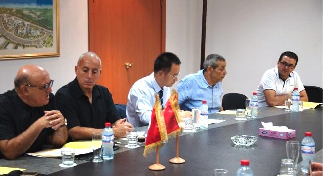 - Création-du-Conseil-de-Coopération-Tuniso-Chinois