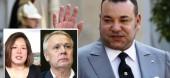 Eric Laurent et Catherine Graciet, 2 journalistes français arrêtés pour chantage du roi du Maroc