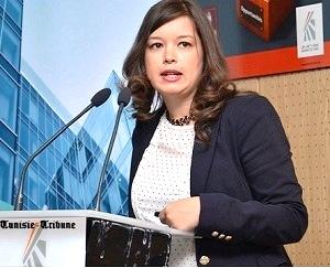 - Myriam Chebil-Maxula Bourse-OfficePlast-entre-en-bourse-Tunisie-Tribune-02
