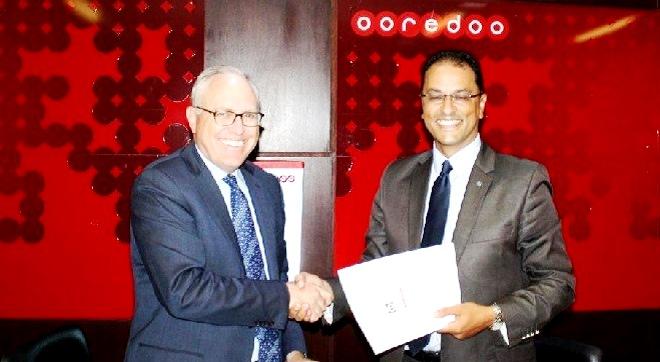 - Ooredoo-IHEC-Carthage-partenaires-professionnalisation-de-l'étudiant