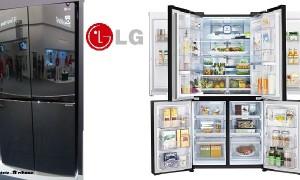 IFA : LG dévoile une performance supérieure et une économie d'énergie avec ses réfrigérateurs Dual Door-in-Door
