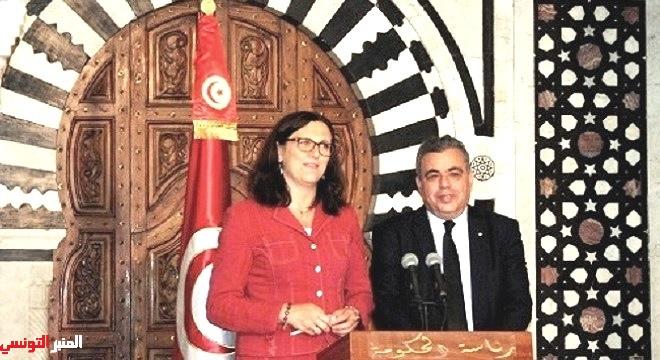 - ALECA-Cecilia-Malmström-Commissaire-européen-au-Commerce-annonce-le-départ-d'une-nouvelle-relation-Tunisie-UE-0