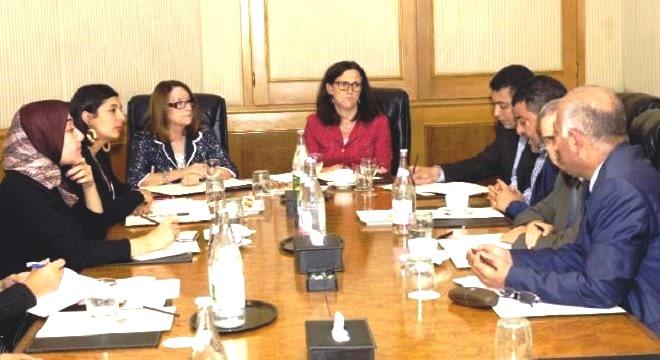 - ALECA-Cecilia-Malmström-Commissaire-européen-au-Commerce-annonce-le-départ-d'une-nouvelle-relation-Tunisie-UE-4