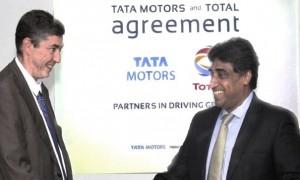 Tata Motors et Total Lubrifiants signent un accord de partenariat mondial