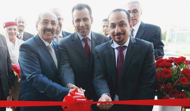 - Emirates-Airline-inaugure-ses-nouveaux-locaux-aux-Berges-du-Lac-1