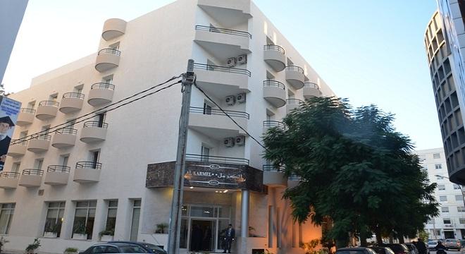 - Inauguration-au-cœur-de-Tunis-de-l'Hôtel-Al-Karmel-d'une-capacité-de-83-chambres-0