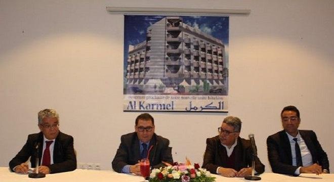 - Inauguration-au-cœur-de-Tunis-de-l'Hôtel-Al-Karmel-d'une-capacité-de-83-chambres-3