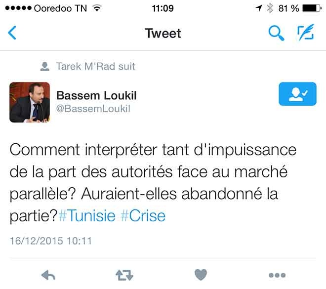 - TWEET-DE-BASSEM-LOUKIL-MARCHE-PARALLELE-660