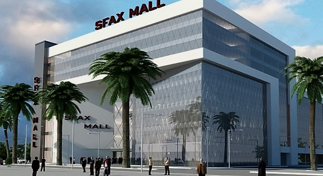 - Tunisia-Mall-dévoile-son-projet-d'extension-sfax
