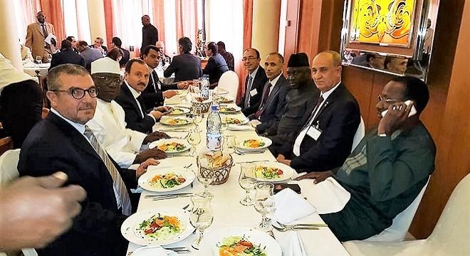 - ADNEN-BOUASSIDA-CONECT-International-mission-prospection-à Bamako-cinq ministres-maliens-à-l'ouverture-des-travaux-8