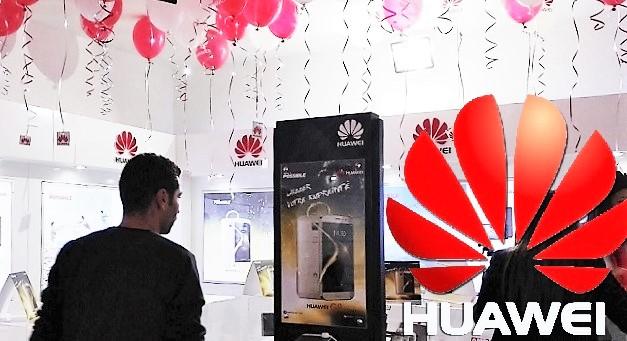 - Huawei-inaugure-un-nouveau-point-de-vente-à-Sfax-2