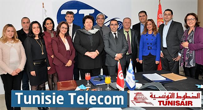 - Tunisie-Telecom-et Tunisair-signent-pour-un-partenariat-gagnant-gagnant-2
